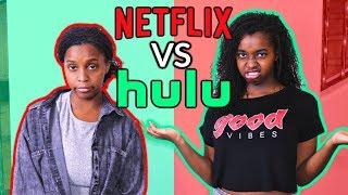 Netflix vs Hulu Rap Mukbang - Onyx Family