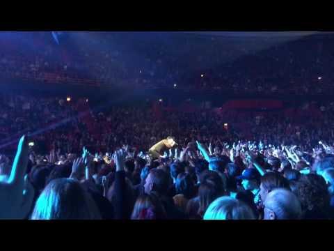 Green Day - Still Breathing(Live Ericsson Globe Stockholm Sweden) 27 January 2017