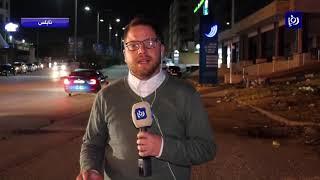 حظر تجول في فلسطين بسبب كورونا - 22/3/2020