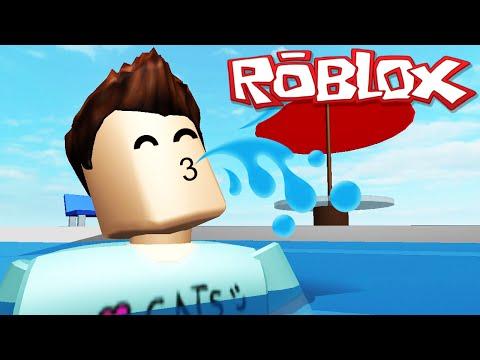 Roblox Adventures / Pool Tycoon / Building My Own Waterpark!
