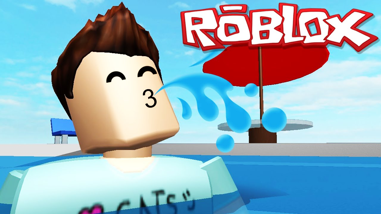 Roblox Adventures Pool Tycoon Building My Own Waterpark Youtube