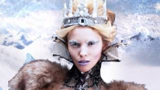 Make an Ice Queen in Photoshop CS5