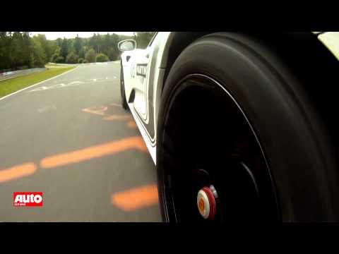 Porsche 918 Spyder: Testfahrt mit Walter Röhrl am Nürburgring [HD]