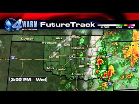 Oklahoma is battered by multiple tornadoes