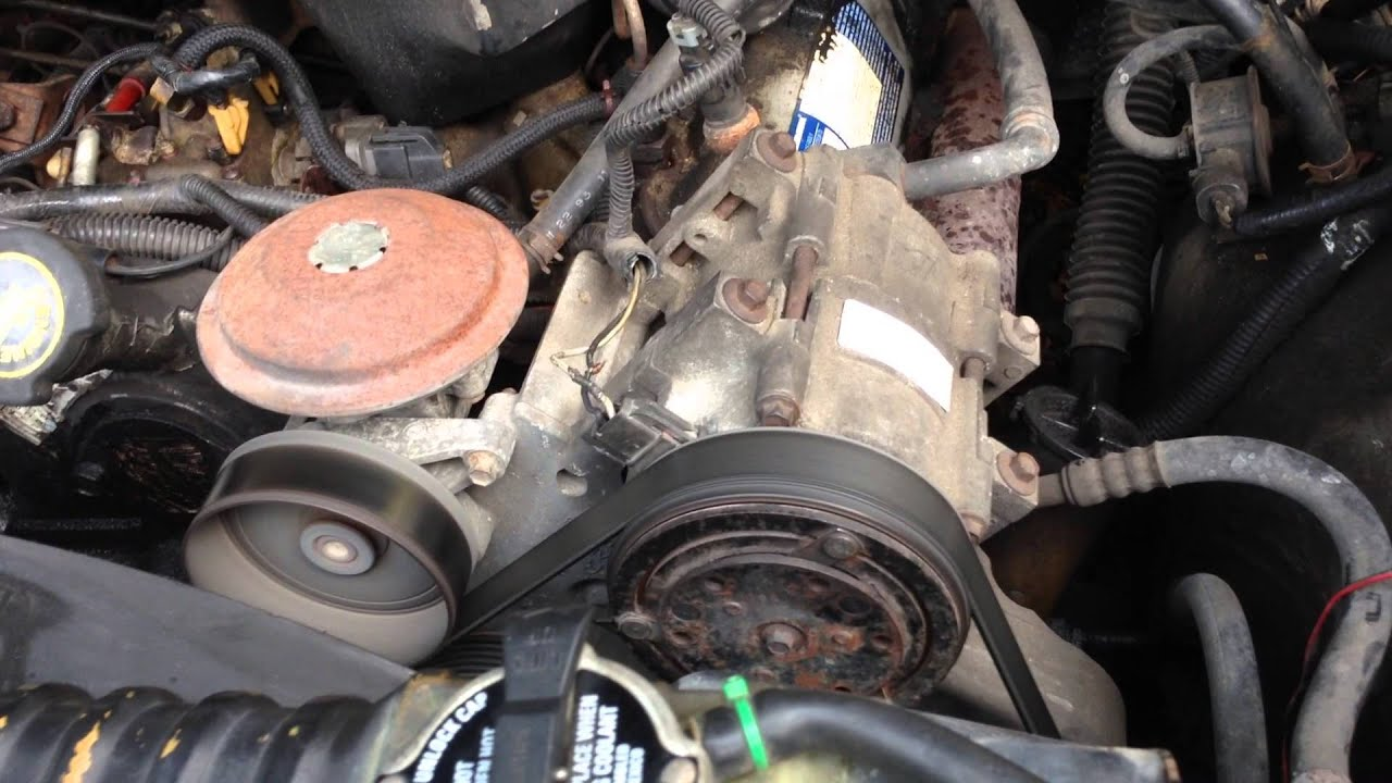 Ac After Second Can Of Freon Ford F350 7 3 Idi Turbo