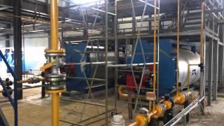 видео Строительство котельных под ключ