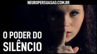 Use O Poder Do Silêncio | Neuro Persuasão por André Buric