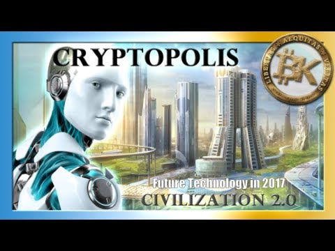 The FUTURE is NOW 🌎📡 Bitcoin Price 7000 Cryptocurrency News New Technology 2017 Blockchain Fintech