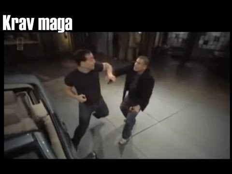 Krav-Maga Fight Science with Amir Perets