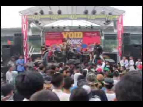 Private Number - Tembak Live [at] Puink Skate Park, Jakarta Utara (6th Anniversary @VoidCloth)