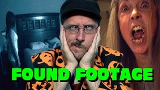Nostalgia Critic: Should Found Footage Stop?
