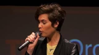 Something To Say | Lily Fangz | TEDxOrcasIsland
