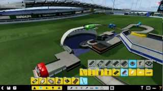 TrackMania² Stadium - Track editor (Open Beta)