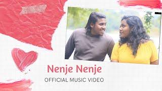 Nenje Nenje Official Music Video - Tamil Love Song   Jay   OVE   Nalla Kepom