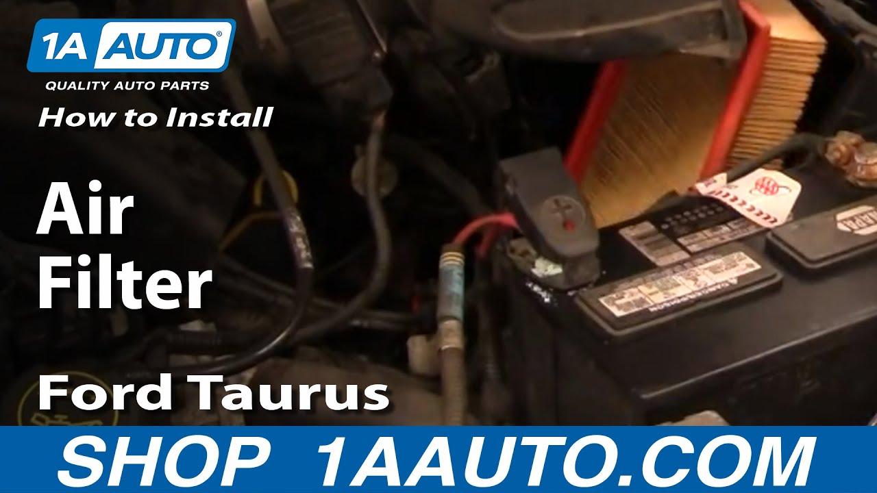 Ford Tauru Fuel Filter