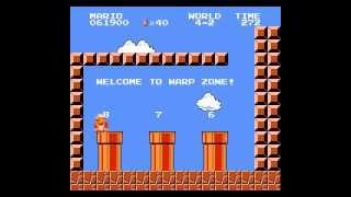 The Super Mario Bros. Warp Zone Secret
