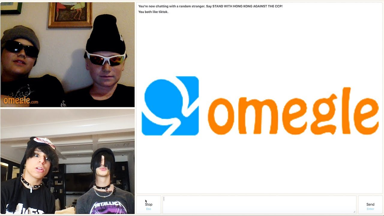 TROLLING PEOPLE ON OMEGLE