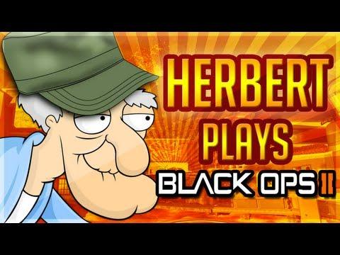 """Herbert the Pervert Plays Black Ops 2 [Ep. 2]  """"Family Guy"""" Voice Trolling BO2 @VirtuallyVain"""