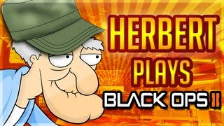 "Herbert the Pervert Plays Black Ops 2 [Ep. 2]  ""Family Guy"" Voice Trolling BO2 @VirtuallyVain"