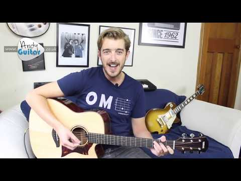 5 Party Songs on guitar with 5 CHORDS!!