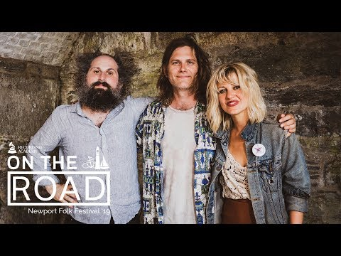 Bonny Light Horseman On The Making Of A Folk Supergroup | On The Road In Newport