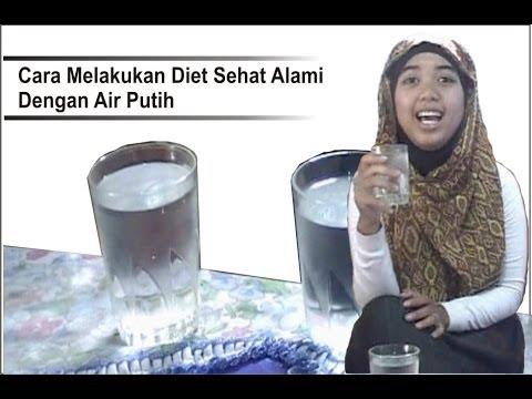 8 Cara Diet Air Putih yang Benar Untuk Mencapai Berat Badan Ideal