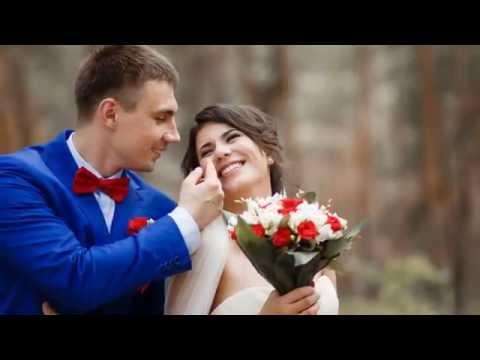 Свадебная фотосессия Максима и Оли (Старобельск)