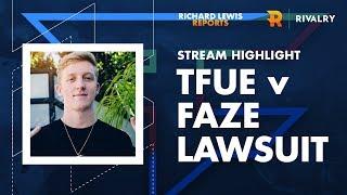 Live Stream: Tfue vs FaZe Lawsuit Breakdown