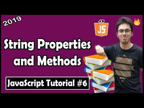 Strings: Properties, Methods & Template Literals in JavaScript | JavaScript Tutorial In Hindi #6 thumbnail