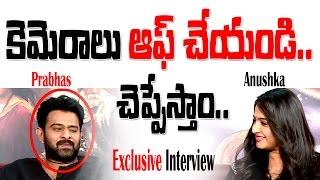 Prabhas And Anushka Exclusive Interview | Baahubali 2 | Rana | Tamannaah | 10TV