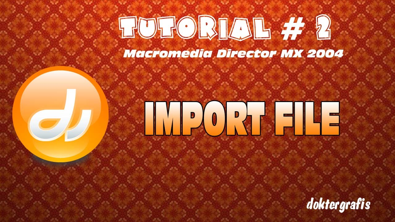 Free download tutorial macromedia director mx 2004 polvhidden.
