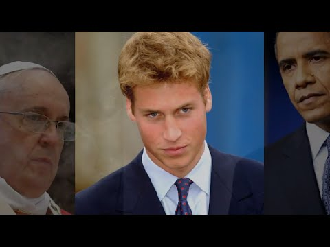 PRINCE WILLIAM Is The LIAISON Between The False Prophet And The Antichrist