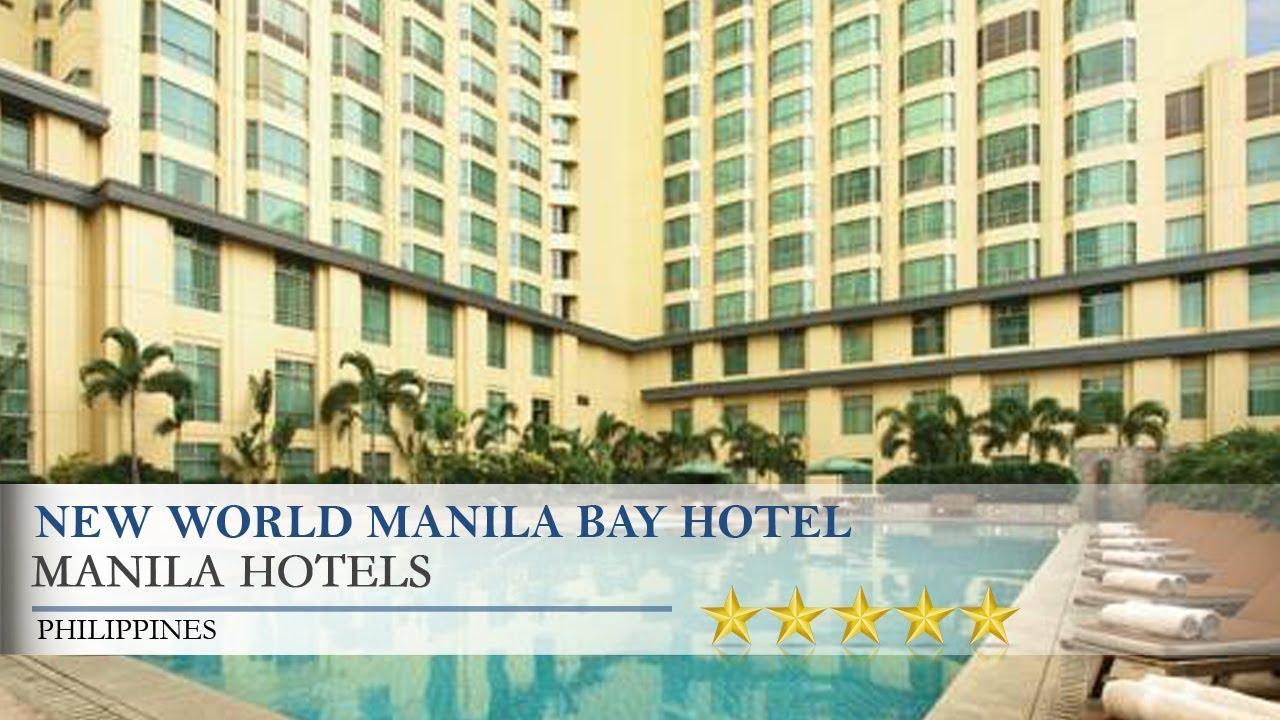 New World Manila Bay Hotel Hotels Philippines