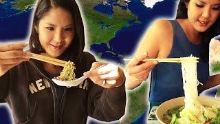 Noodles Around The World