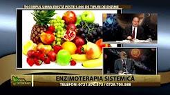 Istoria Medicinei - Ing. Stefan Manea - ENZIMOTERAPIA