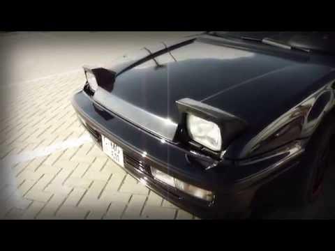 Honda Prelude - Краткий обзор и тест-драйв