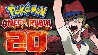 Pokémon Omega Rubin | Der Boy hat Swag! | Part 20 | Nuzlocke-Challenge