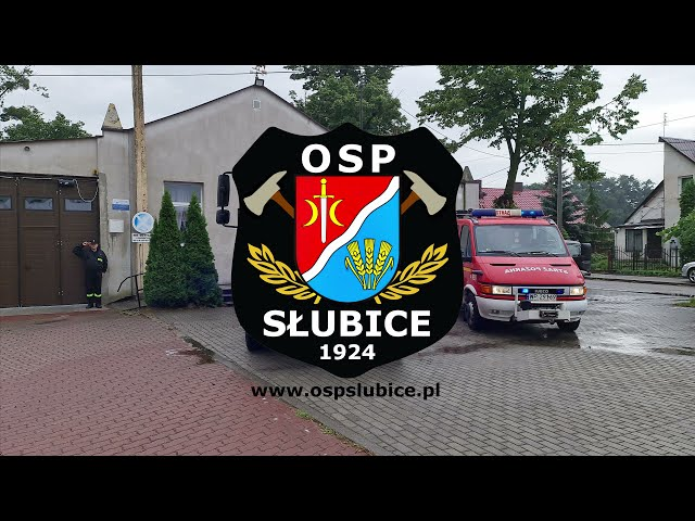 77 rocznica wybuchu Powstania Warszawskiego 1944-2021 - OSP Słubice