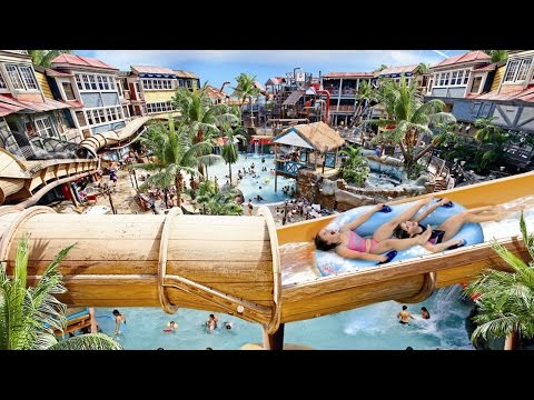 The Top 5 UK Water Parks
