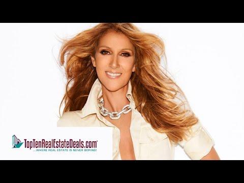 Celine Dion Florida Waterpark Home For Sale