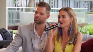 Glamour Power Couple Melinda & Adriaan Bergh | GLAMOUR South Africa