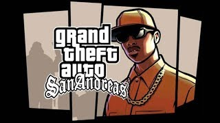 Grand Theft Auto: San Andreas #1 Grove Street - Home