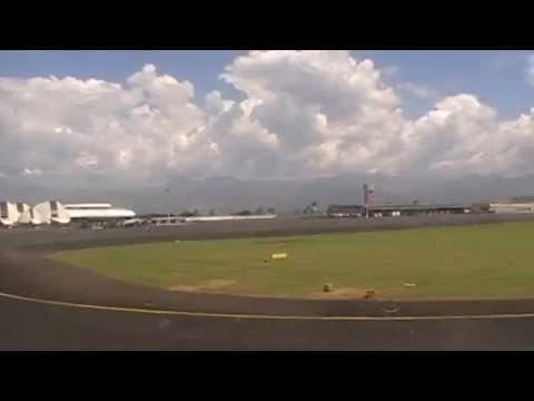 Arrivée à l'aéroport de Bujumbura / © M.M. ©