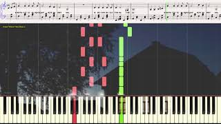 Стоп, душа - Евдокимов Ярослав (Ноты и Видеоурок для фортепиано) (piano cover)