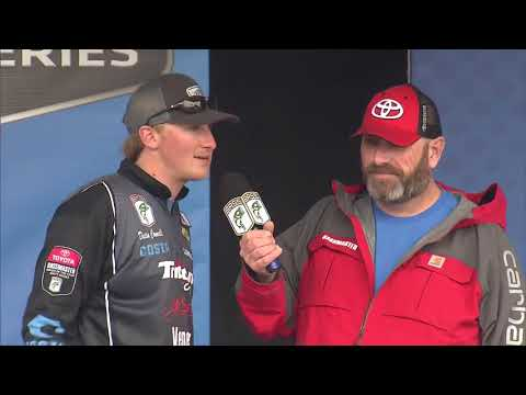 Elite weigh-in: Lake Martin Day 3
