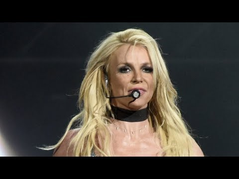 Britney Spears SHAKEN After Man Rushes The Stage At Vegas Show