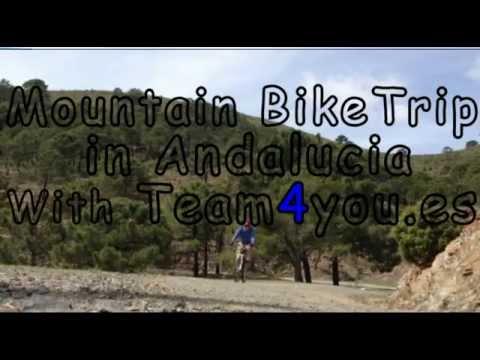 Mountain bike trip in Andalucia