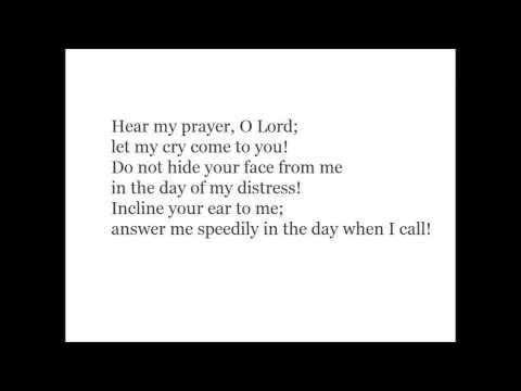 Mariusz Lewy - Psalm 102