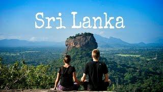 Sri Lanka Trip 2017    Backpacking   Hitchhiking   Go Pro   Travel Video
