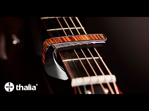 🎸 Best Guitar Capo in the world | Thalia Capo 200